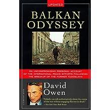 Balkan Odyssey (Harvest Book)