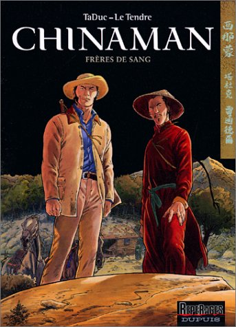 Chinaman, tome 6 : Frères de sang, + livret de 32 pages sous coffret (dans la limite des stocks)