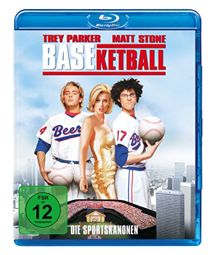 BASEketball - Die Sportskanonen [Blu-ray]