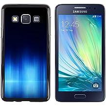DEMAND-GO Smartphone Rígido Protección única Imagen Carcasa Funda Tapa Skin Cover Case Para Samsung Galaxy A3 SM-A300 - aurora arctic water sinter sea polar dark