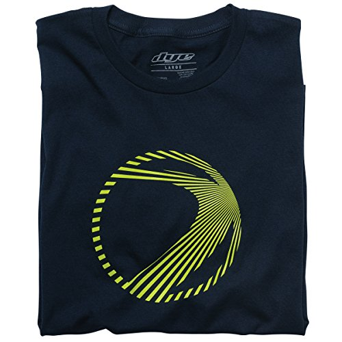 Dye Erwachsene T-Shirt Bravo Navyblau, XXL - Dye Paintball Bekleidung