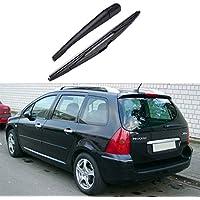 Desconocido Windy5 - Cuchilla de Brazo para Peugeot 307 2001-2008 (Repuesto Original)
