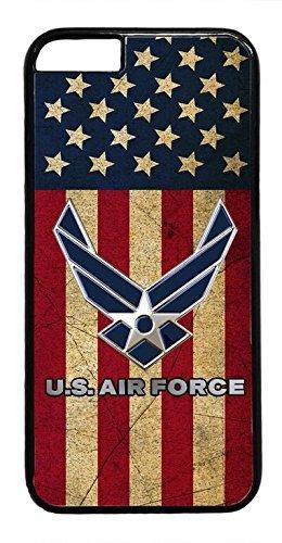 Deal Market LLC Schutzhülle für iPhone 7, 11,9 cm (4,7 Zoll), Gummi, Motiv US-Flagge (Minion Hockey)