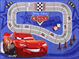 Childrens Rug - CARS - RACE 0,95m x 1,33m