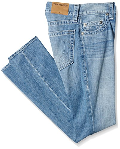 True Religion Rocco No Flap, Jeans Homme bleu (Four River)