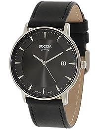Boccia Herren-Armbanduhr 3607-01
