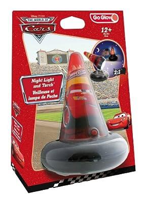 """Worlds Apart 58ECX01 - Batteriebetriebene Nacht- und Taschenlampe """"Disney Cars"""" von Worlds Apart Ltd. - Lampenhans.de"""