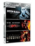 Vin Diesel Collec. (Box 3 Dvd The Chronicles Of Riddick, Pitch Black, Xxx)