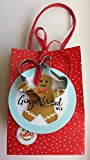Gingerbread Mix - Christmas baking (includes gingerbread man cookie cutter)