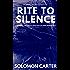 Rite To Silence: London Calling Private Investigator Crime Thriller Series Book 1 (English Edition)
