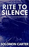 Rite To Silence (London Calling Book 1) by Solomon Carter
