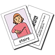 Let's Sign BSL Flashcards: House and Home (Lets Sign Series of British Sign Language (BSL) Educational Materials)