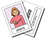 Let's Sign BSL Flashcards: House & Home: British Sign Language