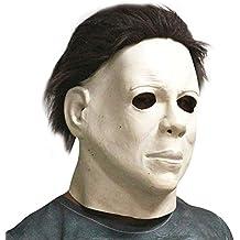 Máscara de película de terror Máscara de Michael Myers - Perfecto para carnaval, Halloween y