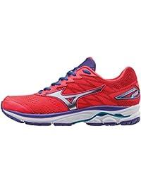 Mizuno Wave Rider 20 (W), Chaussures de Running Entrainement Femme