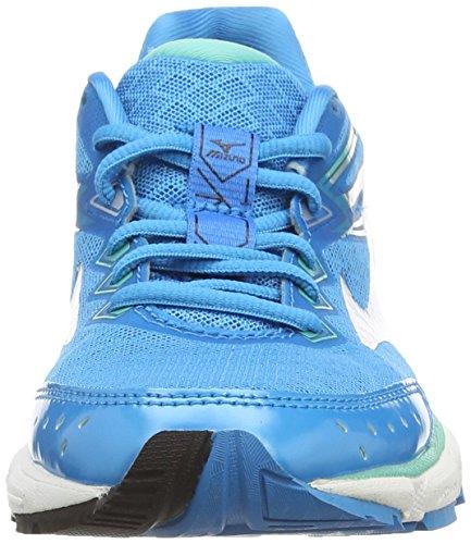 Mizuno - Wave Connect 2 (W), Scarpe Da Corsa da donna Blu (blue danube/silver)