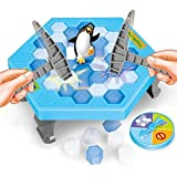 Lalang Kinder Spiele Pinguin Trap Tischspiel Desktop Spiel Balance Eiswürfel Speichern der Pinguin Eis brechen Interaktive Party-Spiel Familie Strategie Spiele