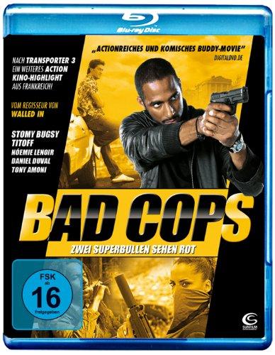 Bad Cops - Zwei Superbullen sehen rot [Blu-ray]