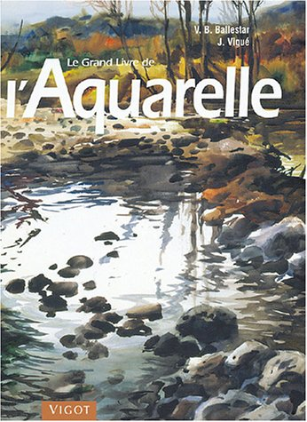 Le grand livre du dessin et de la peinture, tome 4 : L'aquarelle