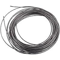 15m Cuerda de Alambre de Acero Inoxidable 304 Cable de Acero Inoxidable de 1.5mm de Diámetro