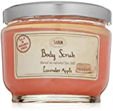 Sabon Body Scrub - Lavender Apple 600g/21.2oz