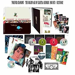 Forever Changing: The Golden Age Of Elektra Records 1963-1973 [Limited Edition 5cd Box Set W/Bonus Follow The Music Data Disc)] (International Release)
