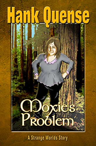 Book cover image for Moxie's Problem (Princess Moxie Book 1)