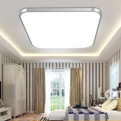 MCTECH® 24W/36W LED AC 220V Dimmbar Fernbedienung Schlafzimmer ...