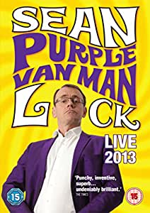 Sean Lock: Purple Van Man (Live 2013) [DVD]