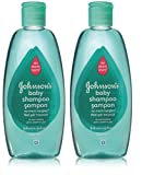 2 Johnson's Baby Shampoo No More Tangles 2 x 300ml