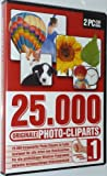 25.000 Photocliparts Vol. 1
