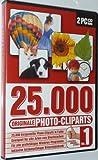25.000 Photocliparts Vol. 1 Bild