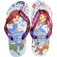Other Disney Sofia Flip Flops Size 9-10 Footwear,Holiday,Shower