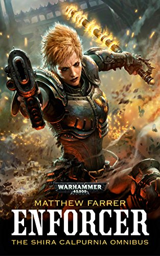Enforcer: The Omnibus (Warhammer 40,000) (English Edition)