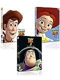 Collezione Completa Toy Story 1, 2, 3 (DVD)