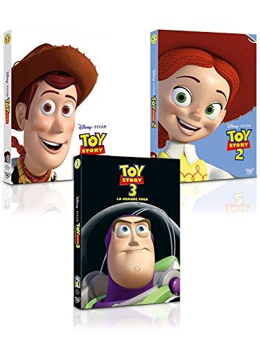 Collezione Completa Toy Story 1 2 3