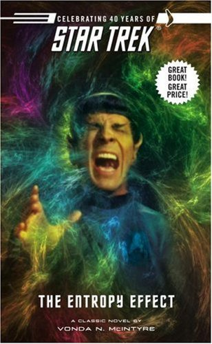 Star Trek - Entropy Effect (Star Trek (Unnumbered Paperback)) by Vonda N. Mcintyre (2006-10-10)