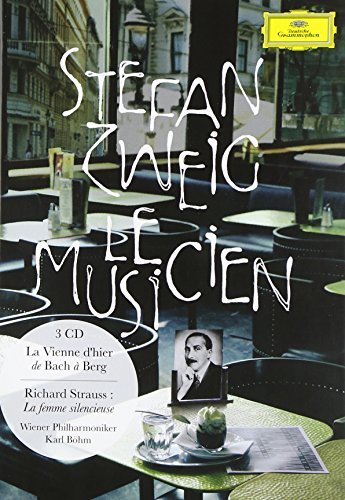 Stefan Zweig the Musician + The Silent Woman (opera) (3CD) -