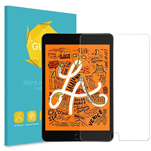 Fintie Panzerglas Schutzfolie kompatibel mit iPad mini 2019 (5. Generation) / iPad mini 2015 (4. Generation) - Klar HD 9H stark kratzfest Hartglas Displayschutzfolie Glasfolie Screen Protector (Protector Ipad Mini Screen)