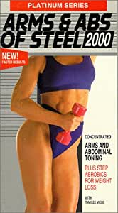 Arms & Abs of Steel 2000 [VHS] [Import USA]