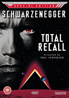 Total Recall (Two-Disc Special Edition) [DVD] [1990] (B0002VF5SO)   Amazon price tracker / tracking, Amazon price history charts, Amazon price watches, Amazon price drop alerts
