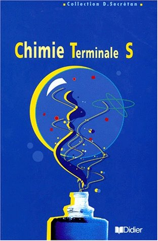 CHIMIE TERMINALE S. Programme 1995