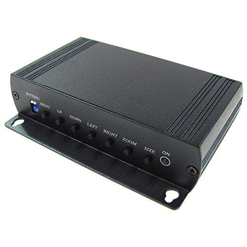 Cablematic Converter VGA zu Composite-Video BNC VC01 Palm Converter
