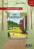 """Literaturprojekt zu """"Der Grüffelo"""""""
