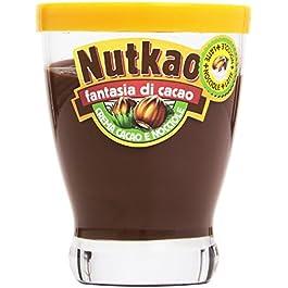 Nutkao Crema da Spalmare al Cacao e Nocciole – 200 gr