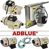 AdBlue® -12V / 24V / 230V - UREAPUMPE HARNSTOFFPUMPE, Saug-Druckschlauch, Zapfpistole, Zubehör, LEISTUNGSSTARKER ELEKTROMOTOR mit KUPFERWICKLUNG - MIT EXTRA-Ersparnis! (AdBlue® - 230V-Pumpen-Set)