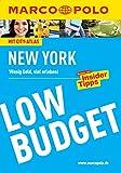 MARCO POLO Reiseführer Low Budget New York: Wenig Geld, viel erleben! Reisen mit Insider-Tipps. (MARCO POLO LowBudget E-Book)