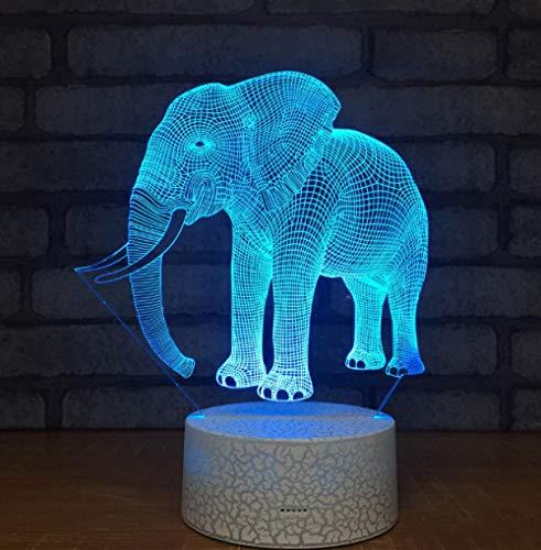 ZJFHL 3d Nachtlicht Stereo Vision Kinder Schreibtisch Induktion 3d Lampe Kreatives Produkt Großhandel Led Leuchten -