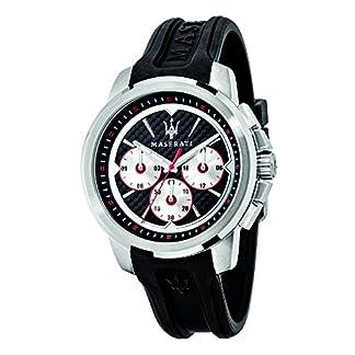 Reloj para Hombre, Colección SFIDA, en Acero, Silicona – R8851123001