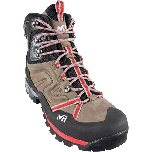 Millet High Route, Chaussures De Randonnée Pour Homme Grises